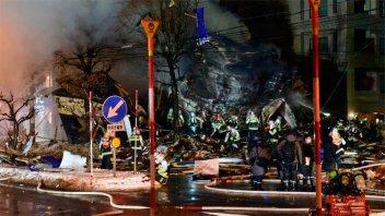 Cuarenta heridos tras la explosión en un restaurante en Japón