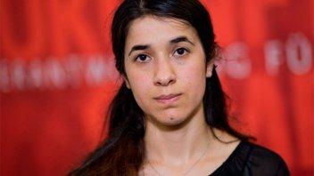 Nobel de la Paz pide a las mujeres a denunciar las violaciones