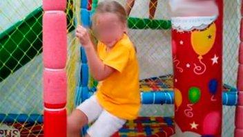 Piden oraciones por la niña que tuvo un grave accidente en una pileta