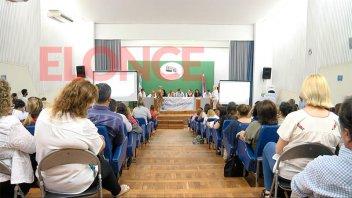 Se adjudicaron más de 100 cargos de supervisores de escuelas entrerrianas