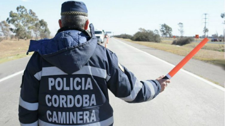Polémica en Córdoba por insólita multa de la Policía Caminera en un control