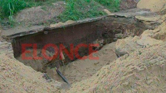Fue reparado el caño que afectó el suministro de agua de gran parte de Paraná
