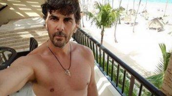 La primera foto de Darthés en Brasil: dónde vivirá el actor denunciado
