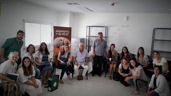 Drogas: Supervisaron enfoques terapéuticos en el hospital de Gualeguaychú