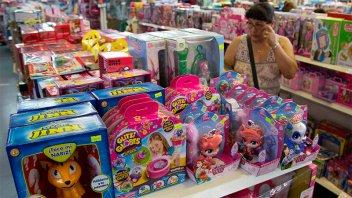 Subas en los precios de los juguetes en la previa del Día del Niño