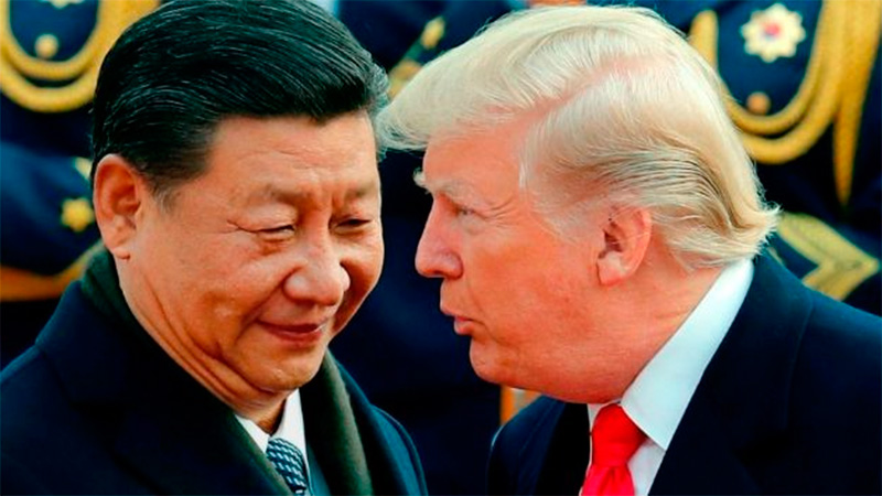 Xi Jinping no descarta el uso de la fuerza militar en Taiwán