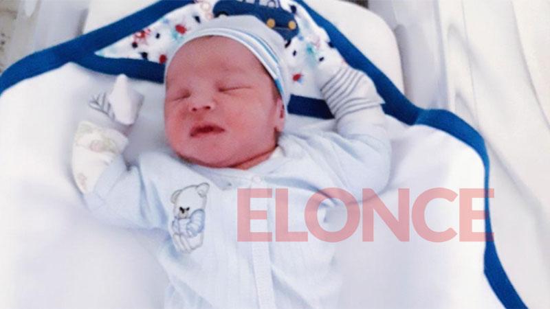 Noah Bastián es el segundo bebé que nació en Paraná este 2019