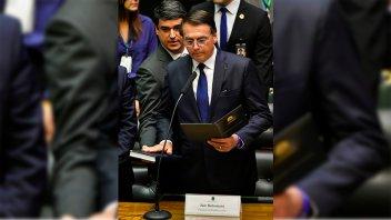 Bolsonaro convocó a