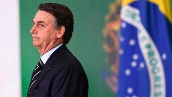 Bolsonaro teme que se produzca una ola de