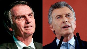 El presidente Bolsonaro aseguró que Brasil y Argentina