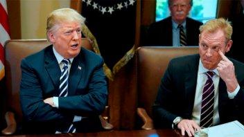 El desafío para la seguridad de EE.UU, según Shanahan es