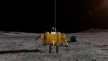 China es el primer país que llega a la cara oculta de la Luna: Imágenes