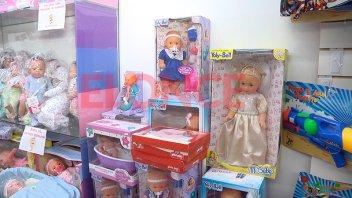 Los precios de los juguetes aumentaron casi 50% promedio en un año