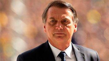 Bolsonaro pide aprobar ley que prohíbe juzgar a policías por hechos en servicio
