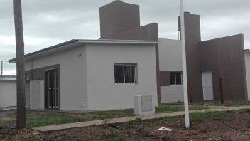 Están próximas a terminarse las viviendas que IAPV construye en Villaguay