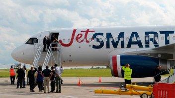 Habilitaron 261 rutas aéreas para una nueva empresa low cost