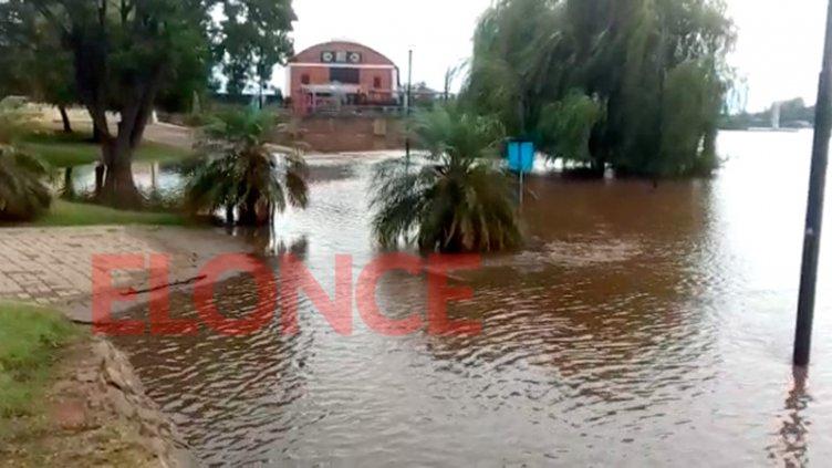 Concordia: Pronostican que el río no superará los 14,70 metros
