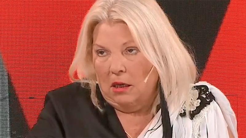 Elisa Carrió pidió bajar a 14 años la edad de punibilidad