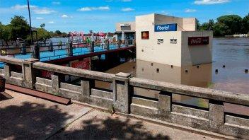 Gualeguaychú se prepara para un posible repunte del río