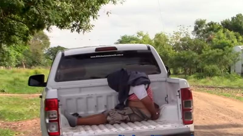 Apresaron en Corrientes al ladrón que golpeó y robó a un albañil entrerriano