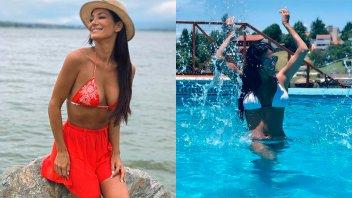 Silvina Escudero reveló el inusual lugar en el que conoció a su novio