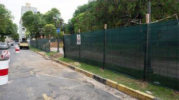 Comenzó la remodelación de la Peatonal San Martín: el detalle de las obras