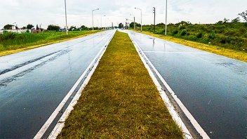 No hay cortes de rutas pavimentadas en Entre Ríos: Datos de lluvias