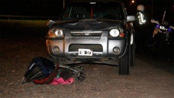 Conductor mató a niña y a una joven: Manejaba con 1,88 g de alcohol en sangre