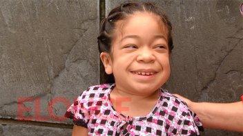 El sueño de Luján, una niña de 12 años con una rara enfermedad