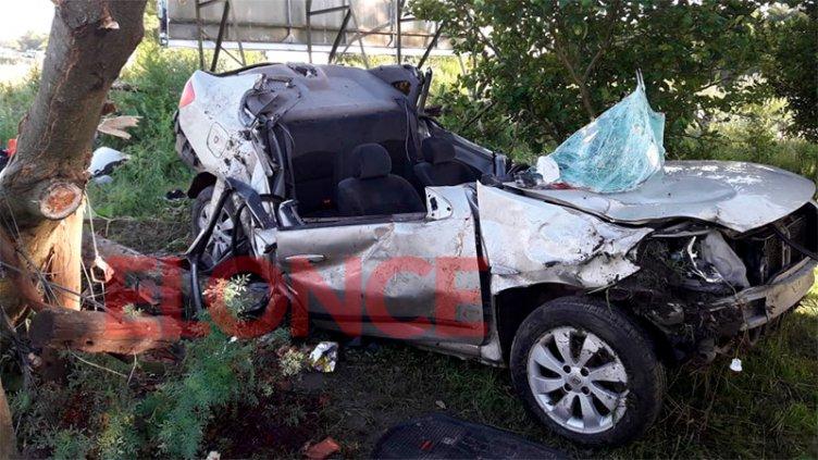 Identificaron a los fallecidos en nueva tragedia vial sobre ruta entrerriana