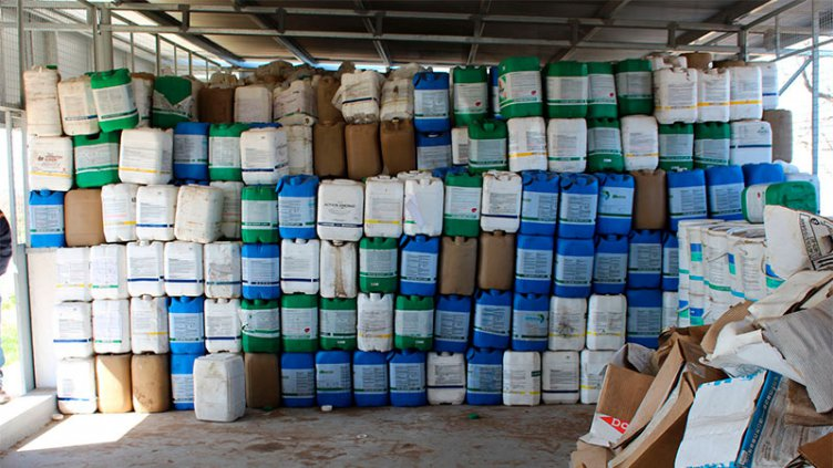 Entre Ríos tendrá siete centros de acopio para envases de fitosanitarios