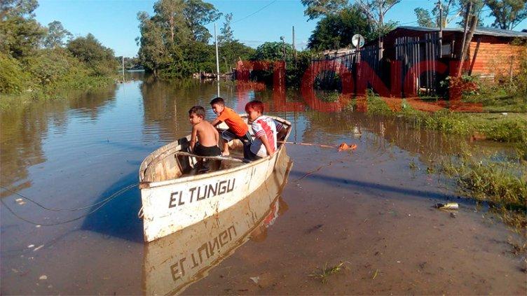 Concordia: El relato de los evacuados y el drama de abandonar sus viviendas