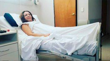 Lizy Tagliani mostró el resultado de su ansiada cirugía: