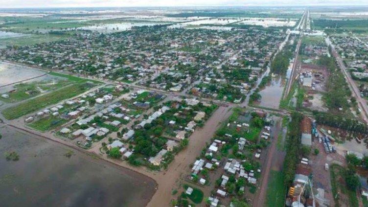 Se agrava la situación por las inundaciones: Ya hay 3.500 evacuados en el país
