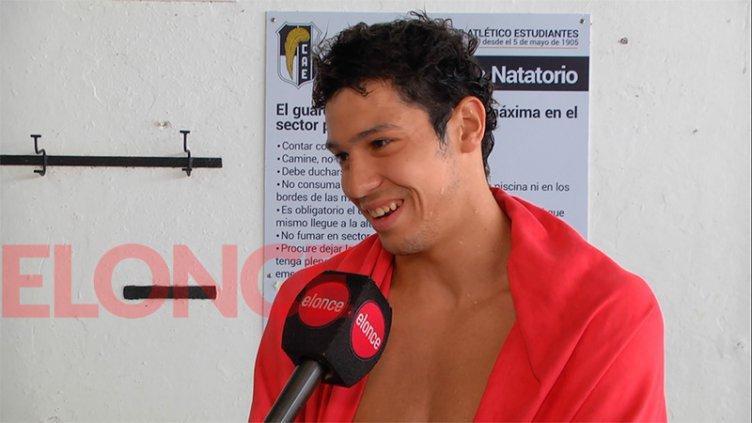 Santiago Petrucci representará a Paraná en la Maratón Santa Fe-Coronda