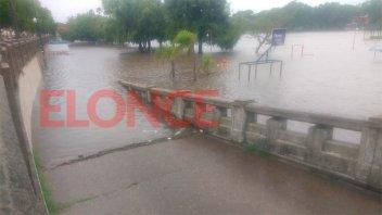 Las lluvias darán una tregua por varios días en Entre Ríos
