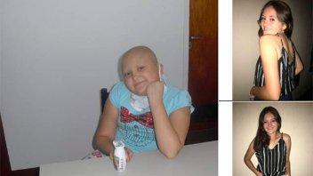 Se sumó al #10YearChallenge para mostrar cómo superó el cáncer