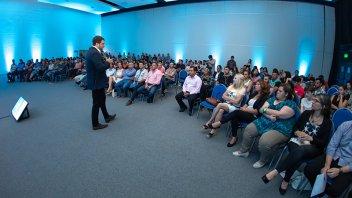 Se llevará a cabo la segunda jornada de Paraná Activa
