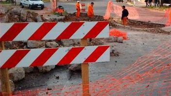Un tramo de Avenida de las Américas estará cortada por varios días