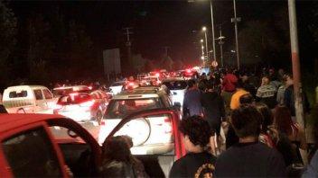 Videos: Así se sintió el fuerte sismo que causó alarma en Chile