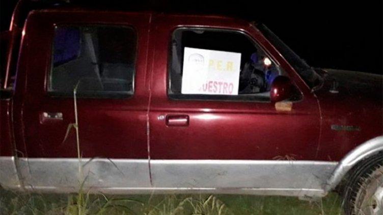 Un hombre en camioneta intentó levantar a una joven en Paraná