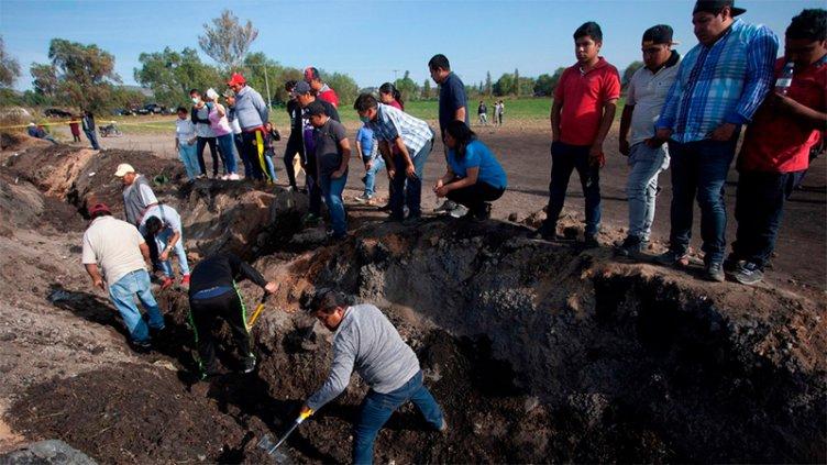Explosión en México: La primera explicación de qué pudo haberla causado