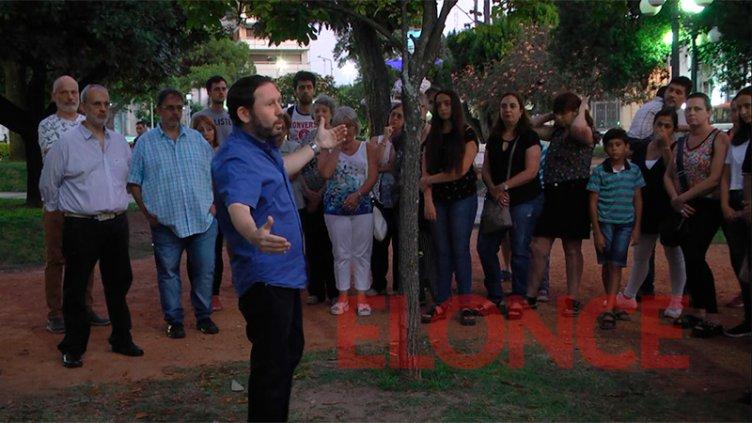 Homenajearon en Paraná al fiscal Nisman tras un nuevo aniversario de su muerte