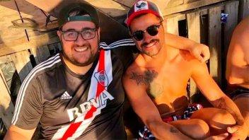 Rodrigo Mora sigue en Entre Ríos y este domingo fue al balneario de Valle María