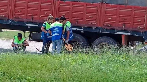 Un adolescente de 14 años perdió la vida en un accidente de moto
