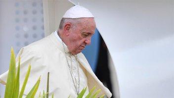 El Papa Francisco criticó al feminismo