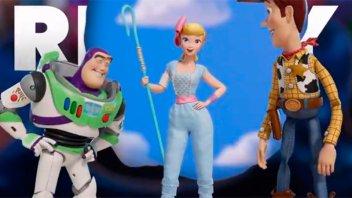 Se estrena Toy Story 4, esperada por muchos chicos y grandes