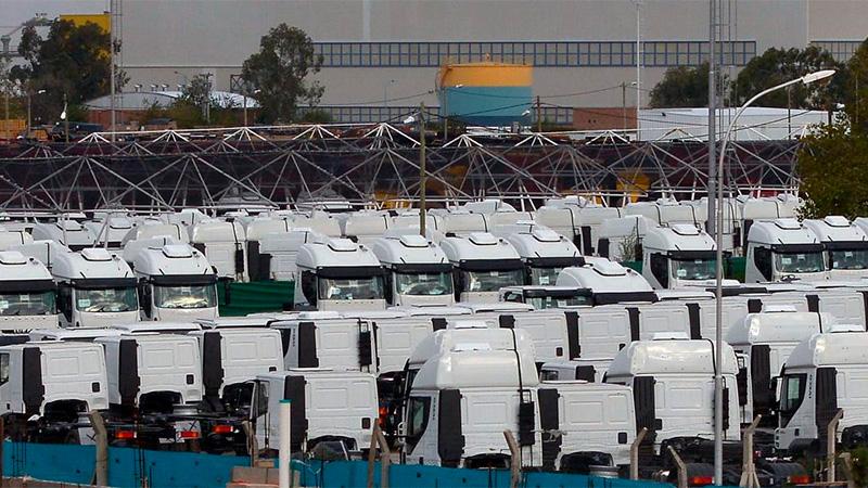 Iveco retoma la producción de camiones que había suspendido en noviembre