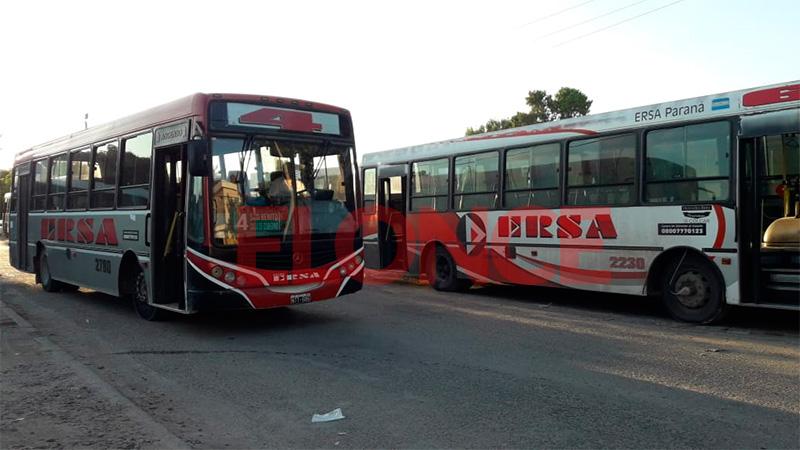 UTA ratificó paro de colectivos urbanos: No habrá transporte público de 22 a 6
