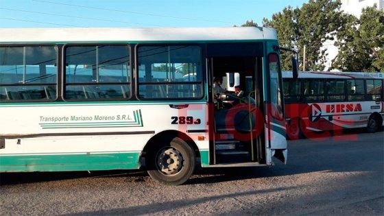 Medida de Buses Paraná: circularán menos colectivos urbanos desde el lunes